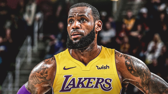 Lebron James Lakers Photo