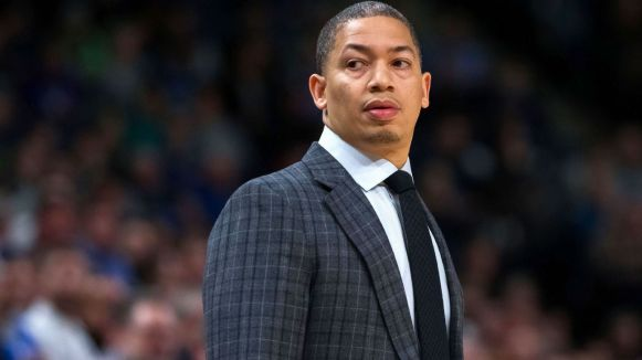 Tyronn Lue Released as Cavs Head Coach
